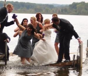 wedding-dock